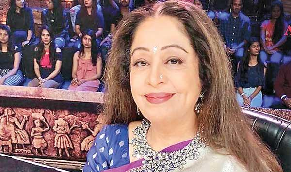 Kiran Kher Suffers From Blood Cancer