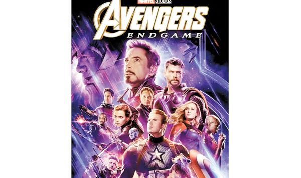 The World Record For Watching The Movie Avengers And Game
