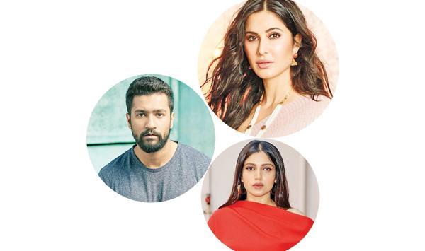 Three Bollywood Artists Including Katrina Kaif Are Victims Of Corona