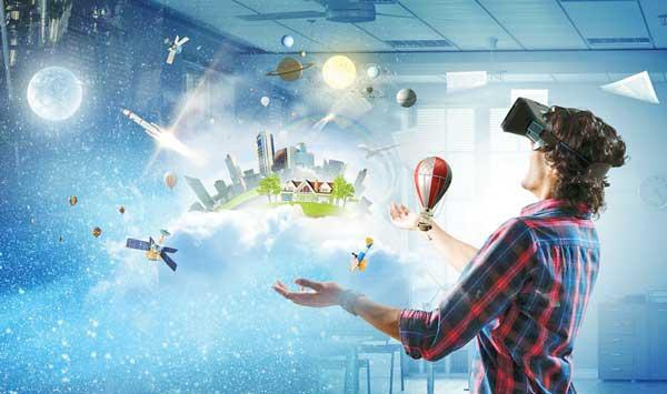 A World Tour At Home With Virtual Reality