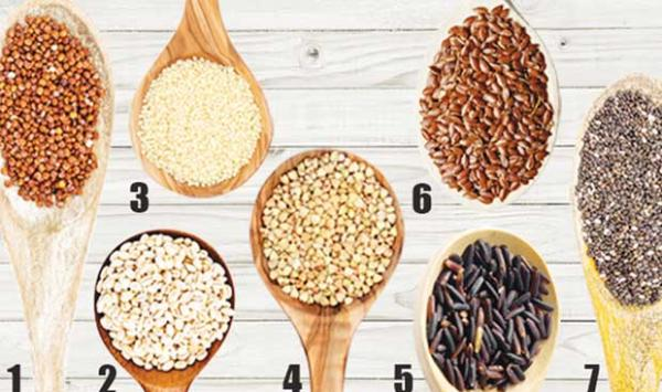 Charity Of Seven Grains