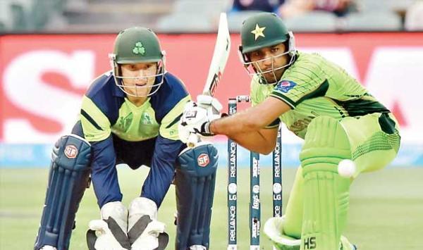Pakistan Ireland Series Postponed