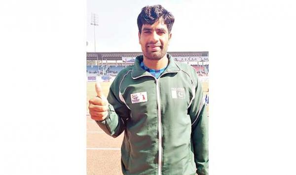 National Athlete Arshad Nadeem Arrives In Turkey