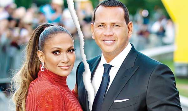 Jennifer Lopez And Alex Rodriguez Parted Ways