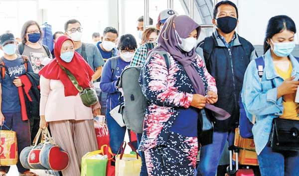 Indonesia Bans Domestic Travel On Eid Al Fitr