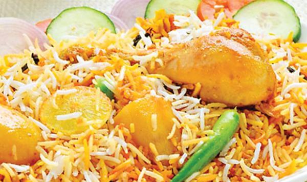 Gujarati Biryani
