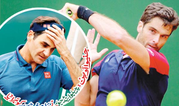 Geneva Open Pebble And Jorge Defeated Roger Federer