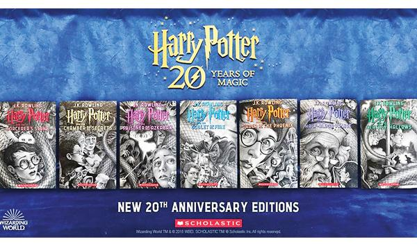 The 20th Anniversary Of The First Film In The Harry Potter Film Series Will Fans Get A Gift