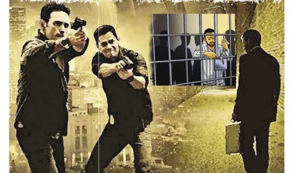Fiction Criminal Hunters 02