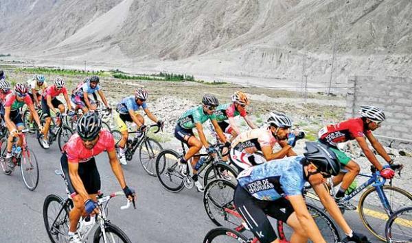 Third Tour De Khanjarab International Cycling