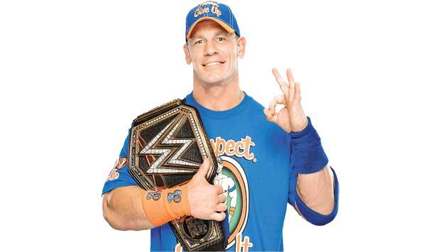 John Cena Wants To Get Back Into The Wrestling Ring
