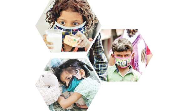 India Tragedy Of Orphaned Children In Cod19 Epidemic