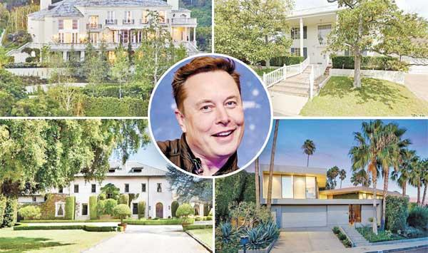 Why Did Elon Musk Sell All His House