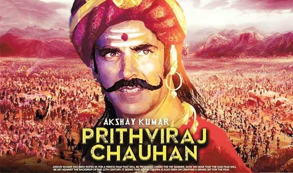 Riots Against Akshay Kumars Film Prithvi Raj