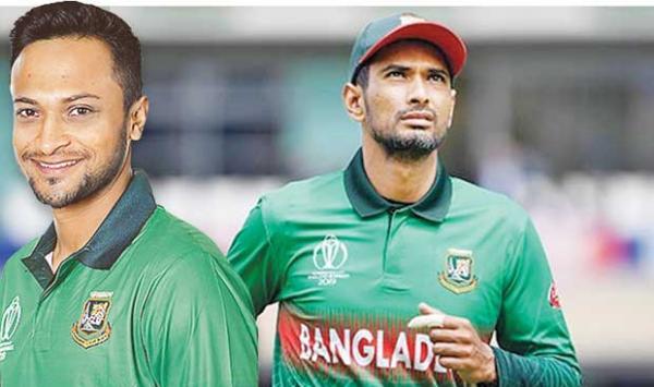 Shakib And Mahmudullahs Bad Behavior Umpire Announces Retirement