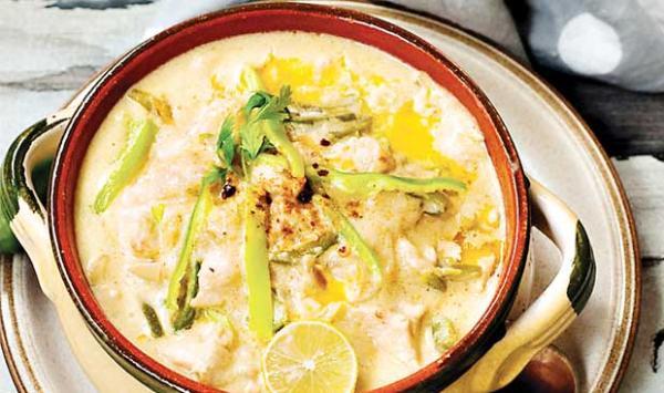 Cheese Silk Handi