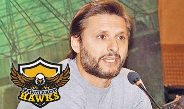 Kashmir Premier League Shahid Afridi Is Part Of Rawla Kot Hawks