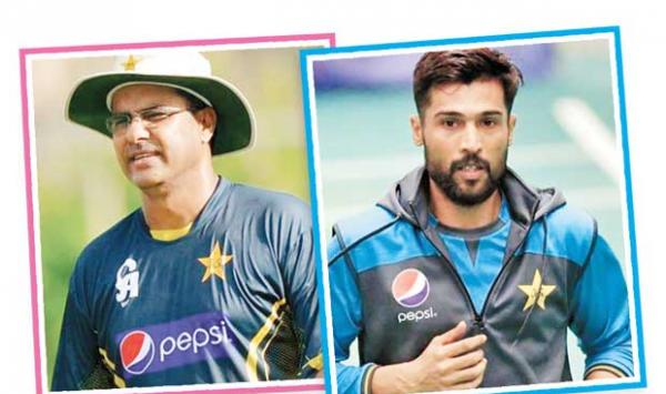 What Can We Do If Muhammad Aamir Doesnt Want To Play For Pakistan Waqar Younis