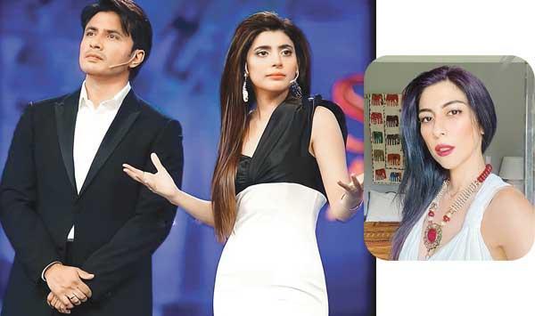 Criticism Of Ali Zafar Host Mesha Shafi At The Awards Ceremony