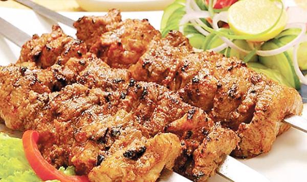 Spring Kebabs