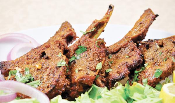 Tandoori Chops
