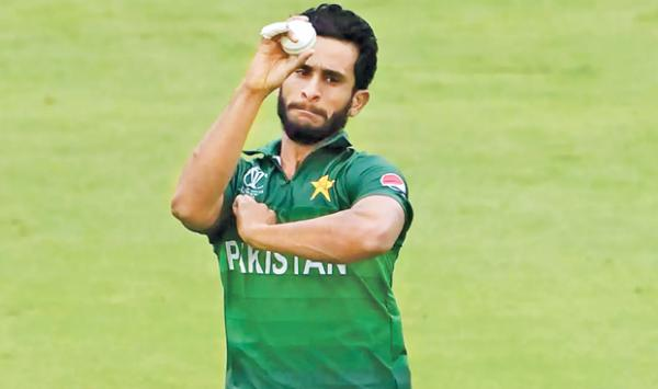 Hassan Ali Set A Unique Record In The 145 Year History Of Cricket
