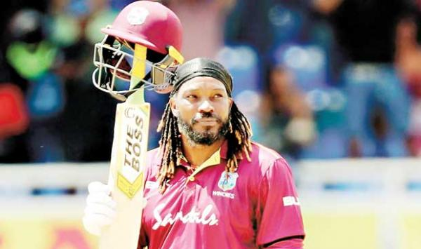 Another T20 Award Named After Chris Gayle