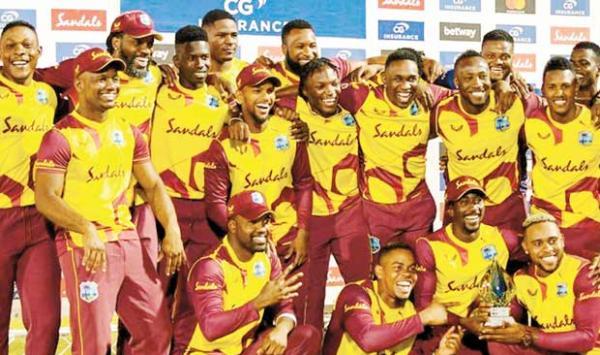 West Indies Beat Australia In Series
