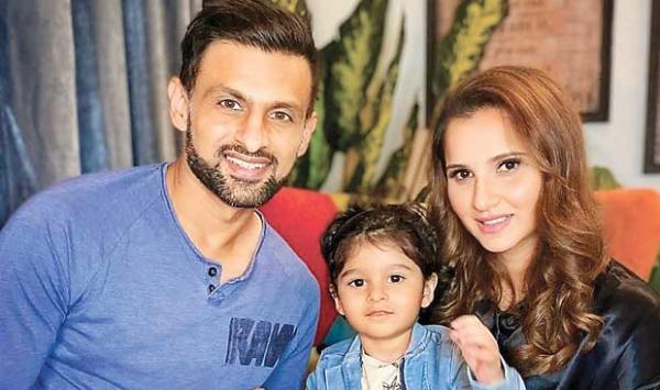 Shoaib And Sania Get Dubai Golden Visa