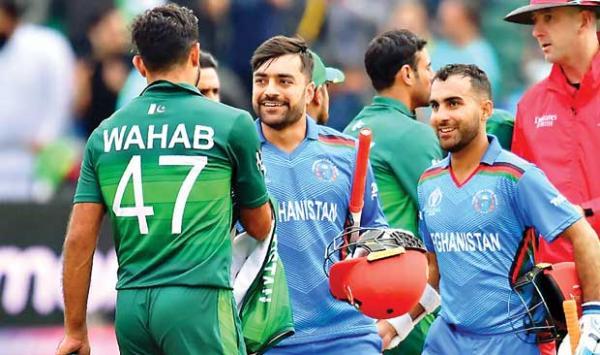 Pak Afghan Odi Series Likely In Sri Lanka