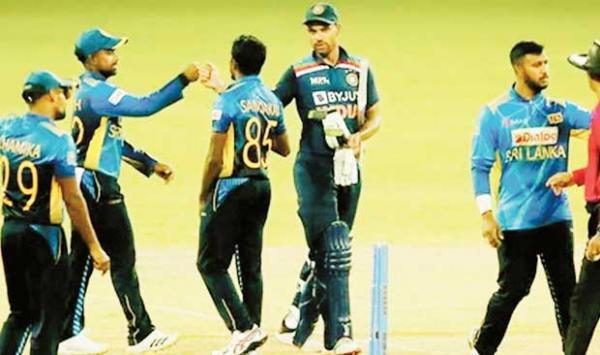 Sri Lanka Beat India In T20 Series