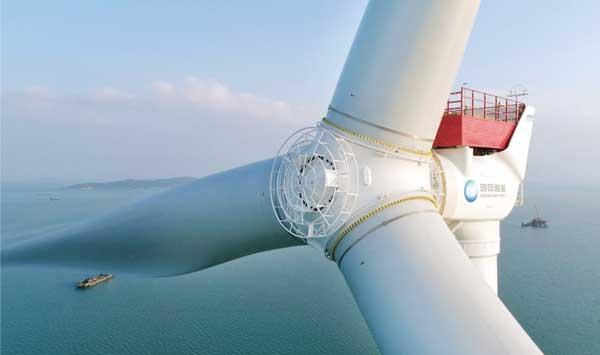The Worlds Largest Wind Turbine