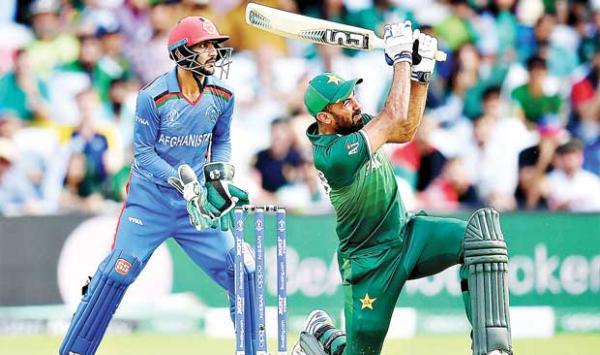 Pakistan And Afghanistan Series Postponed