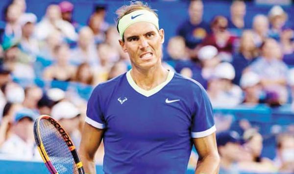 Rafael Nadal Injured