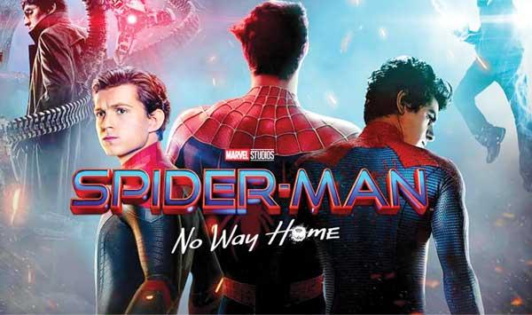 Spider Man Ninety Home Trailer Record