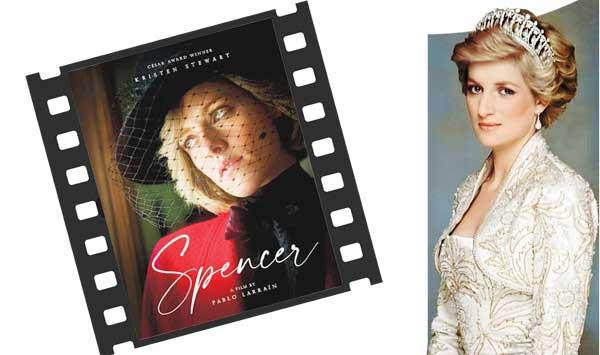 Spencer Film About Lady Dianas Life