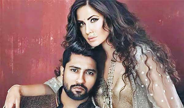 Katrina Kaif And Vicky Koshal Are Engaged