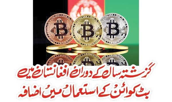 The Use Of Bitcoin Has Increased In Afghanistan Over The Past Year