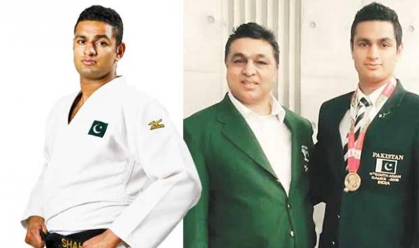 Son Could Not Get Medal It Happens In Sports Hussain Shah