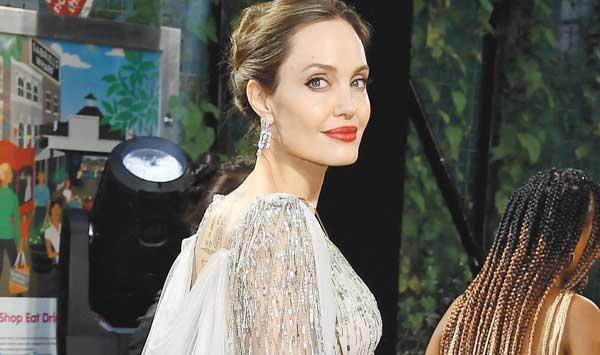 Angelina Jolies Record On Instagram
