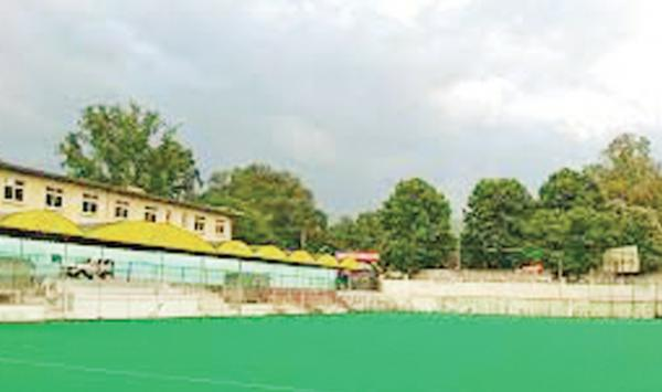 New Astroturf At Abbottabad Hockey Stadium To Be Completed Soon Cm