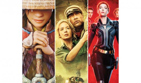 Disney Announces Release Of 2021 Movies