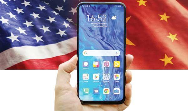Us Sanctions On Chinese Company Likely Again