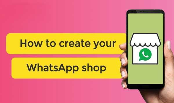 Shopping On Whatsapp Is Possible