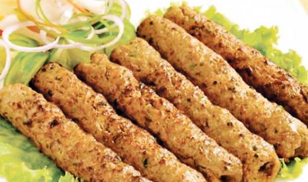 Flavored Darsikh Kebab
