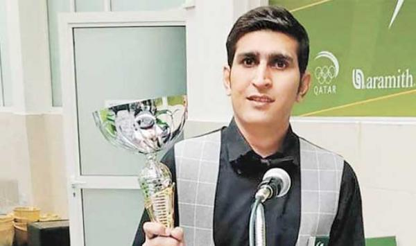 Six Red Snooker World Cup Babar Masih Wins Silver Medal