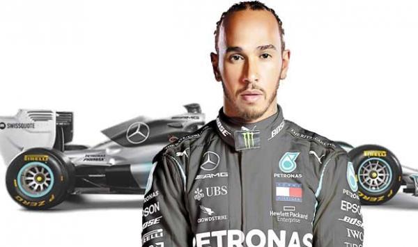 Britains Lewis Hamilton Wins 100 Formula One Races