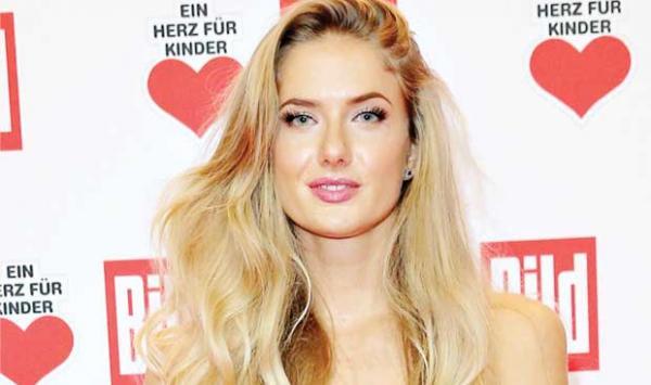 German Athlete Aleka Schmidt Started Modeling