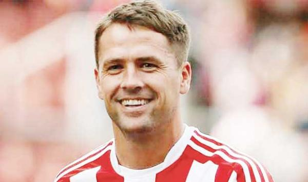 Former English Footballer Michael Owen