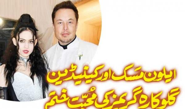Elon Musk And Canadian Singer Grimes Fall In Love